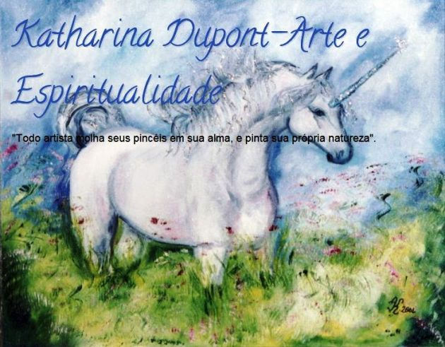 Arte e Espiritualidade - Katharina Dupont